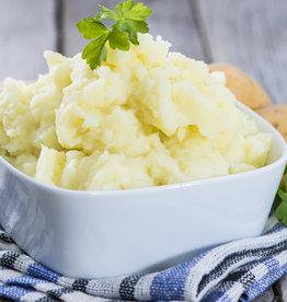 Yukon Mashed Potatoes & Turkey Gravy (Serves 4)