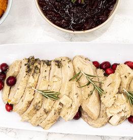 Roasted Turkey & Gravy(Serves 4)