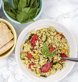 Vegetable Pesto Orzo (1)