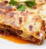 Beef Lasagna (Serves 8)