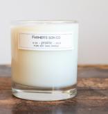 Farmer's Son Co. Soy Candle Prairie (8 oz)