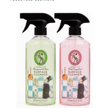 Town Talk Surface Cleaner Bergamot & Lime (620 ml)IN STORE PICK UP ONLY