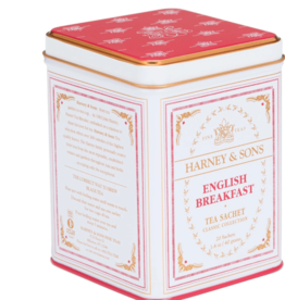 Harney English Breakfast (20 Tea Sachets/40 grams)