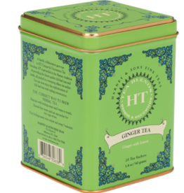 Harney Ginger Tea (20 Tea Sachets/40 grams)