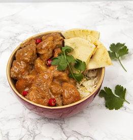 Thai Beef Curry Dinner (Serves 4)