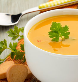 Thai Carrot Soup (Serves 4)