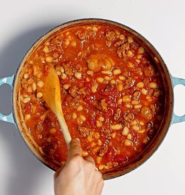 Chorizo & White Bean Soup (Serves 4)