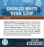 Chorizo & White Bean Soup (2)