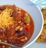 Vegetable Chili (Serves 4)