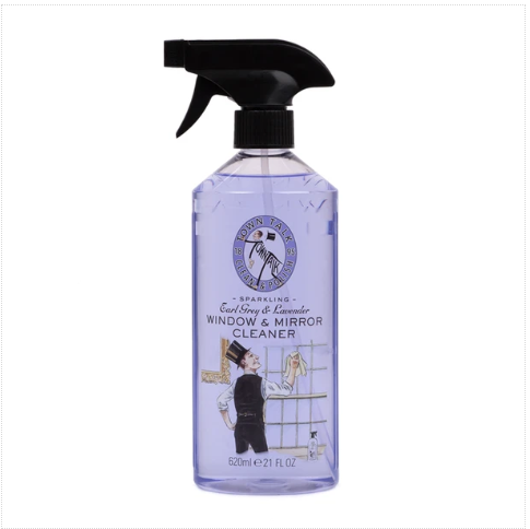 Town Talk Window & Mirror Cleaner Earl Grey & Lavender (620 ml) IN STORE PICK UP ONLY