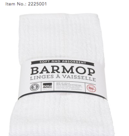 Barmop White Towel
