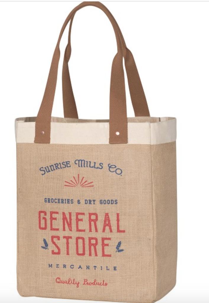 Tote Bag Dry Goods