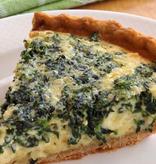 NEW Spinach & Cheese Quiche (4)