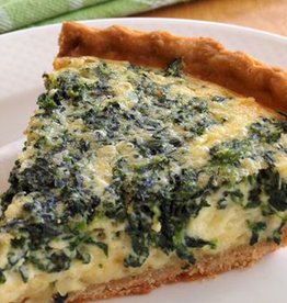 NEW Spinach & Cheese Quiche (4)