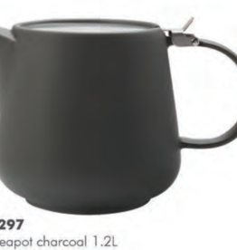 Teapot Charcoal Large