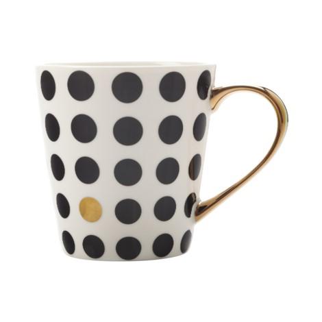 Mug- Spot Black