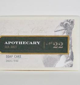 Apothecary Soap Bar Sea Salt