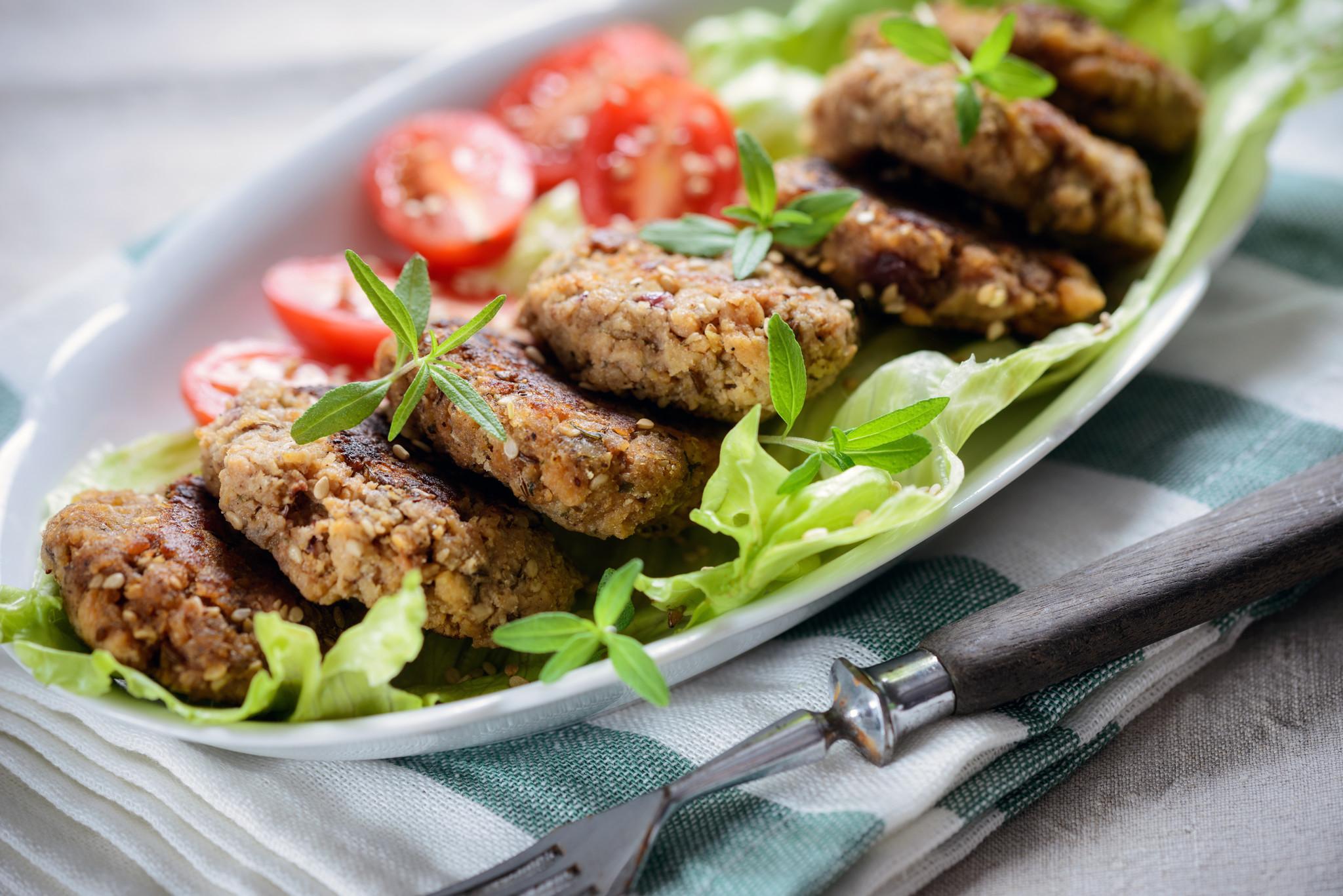 Love Eating Well Veggie 4 Meal Bundle (Serves 2)
