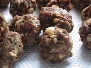 Lamb Feta Gourmet Meatballs Serves4)