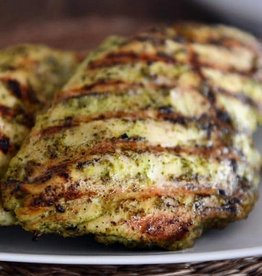 Perfect Pesto Chicken Dinner (Serves 2)
