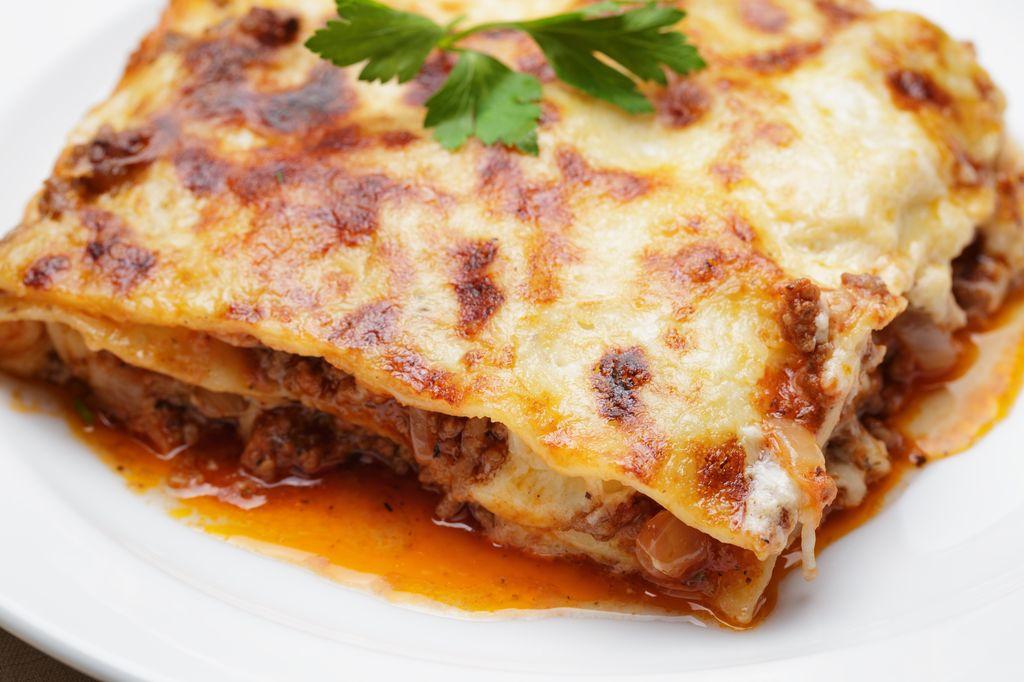 Beef Lasagna(2)
