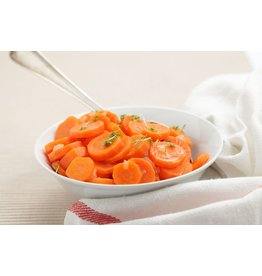Ginger Glazed Carrots (2-3)