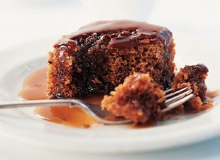 Date & Sticky Toffee Pudding