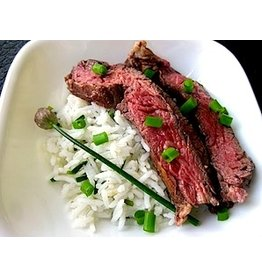 Flank Steak Dinner (Serves 2)