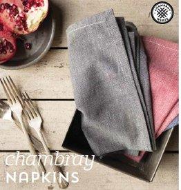Napkins Red (set 4)
