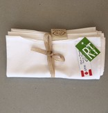Napkins White  (Set of 4)