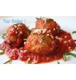 Sicilian Chicken Meatball Dinner (Serves 4)