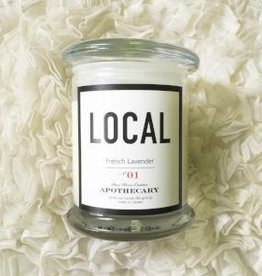 Local Candle Lavender /270g/ 50 hours