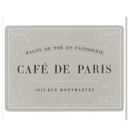 Cork Backed Paris Placemats