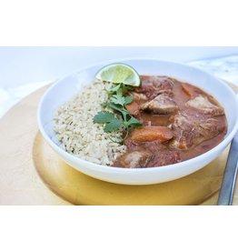 Thai Coconut Chicken Dinner (Serves 2)