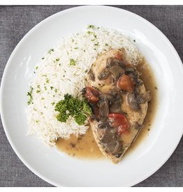 Chicken Chasseur (2)