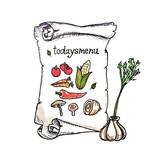 One Week Vegetarian Menu Planner(Serves 1)