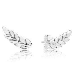 Pandora 297730 - Curved Grains Earrings