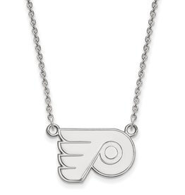 Philadelphia Flyers Sterling Silver Necklace