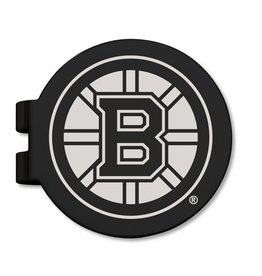 Boston Bruins Black Prevail Engraved Money Clip