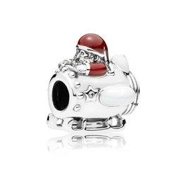 Pandora 797511ENMX - Santa in Space Charm