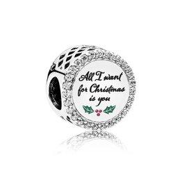 Pandora ENG792016CZ - All I Want for Christmas Charm