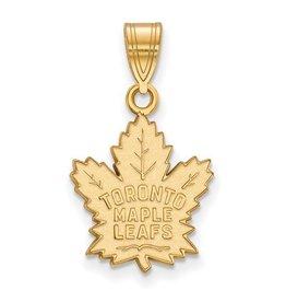 Toronto Maple Leafs (14mm) 10K Yellow Gold