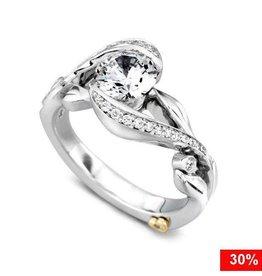 Mark Schneider Zeal 14K White Gold Diamond Mount