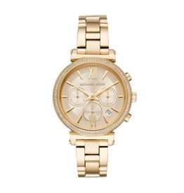 Michael Kors Sofie Chronograph with Crystals