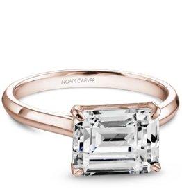 Noam Carver Bridal Mount 14K Rose Gold