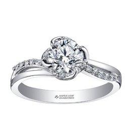 Maple Leaf Diamonds Winds Embrace (0.85ct) Canadian