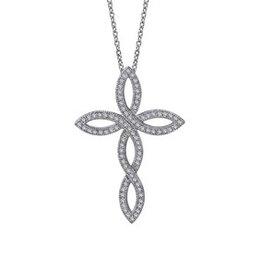 Lafonn Elegant Cross