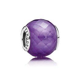 Pandora 791499ACZ - Petite Facets Purple