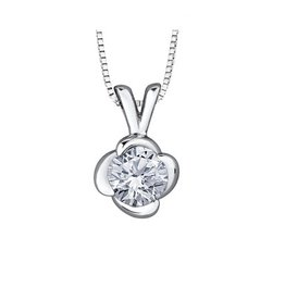 Maple Leaf Diamonds Winds Embrace (0.15ct) Canadian