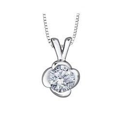 Maple Leaf Diamonds Winds Embrace (0.25ct) Canadian